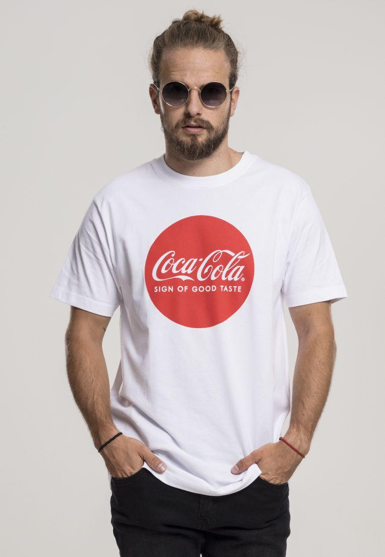 Coca Cola Round Logo Tee - T-PAIDAT - TTUMC068 - 1