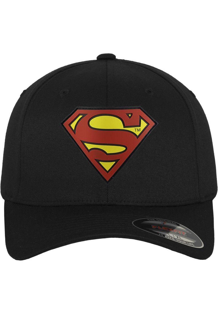 Superman Flexfit Cap - LIPPIKSET, HATUT JA PIPOT - TTUMC079 - 1