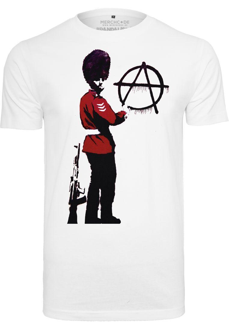 Banksy Anarchy Tee - T-PAIDAT - TTUMC094 - 1
