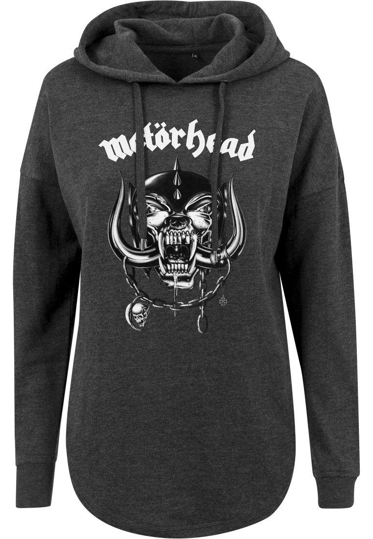 Motörhead Everything Louder Oversized Hoody - HUPPARIT - TTUMC103 - 1