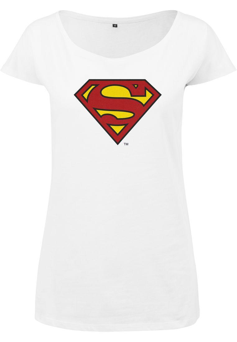 Ladies Superman Logo Tee - T-PAIDAT - TTUMC107 - 1