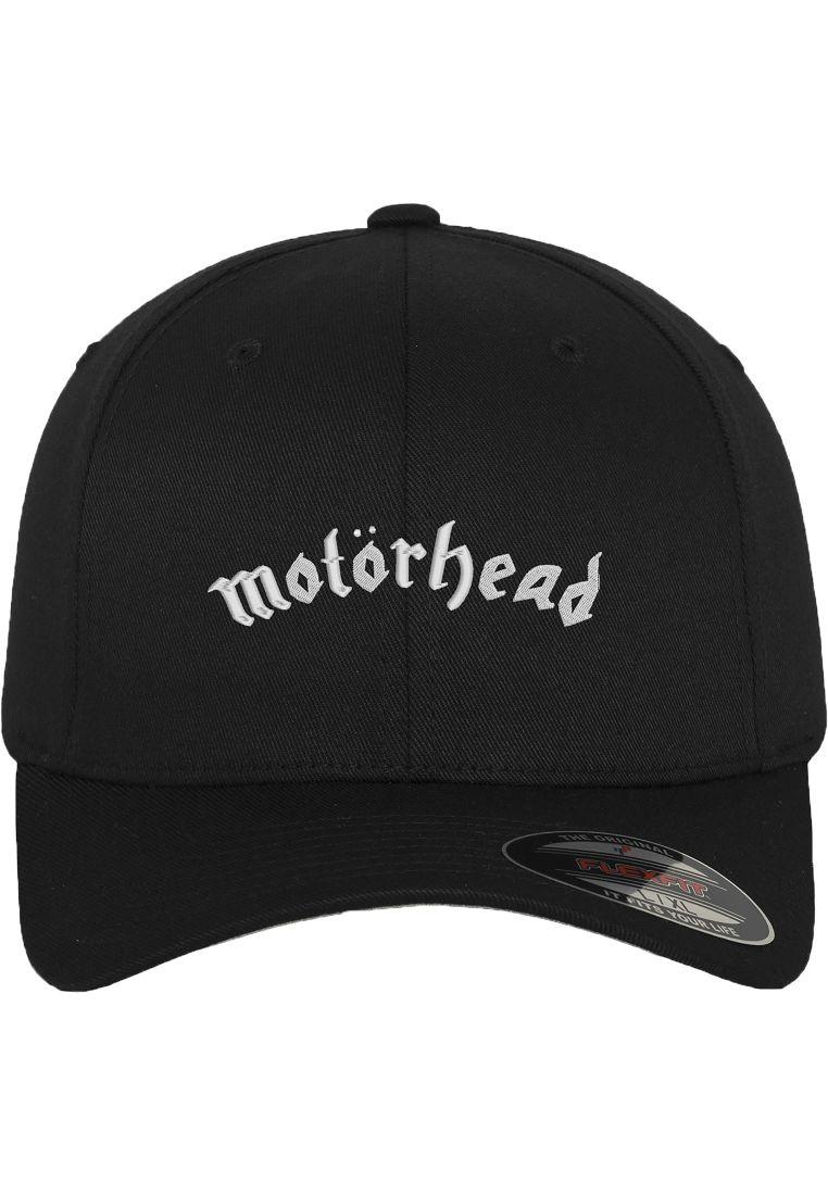 Motörhead Flexfit Cap - LIPPIKSET, HATUT JA PIPOT - TTUMC109 - 1