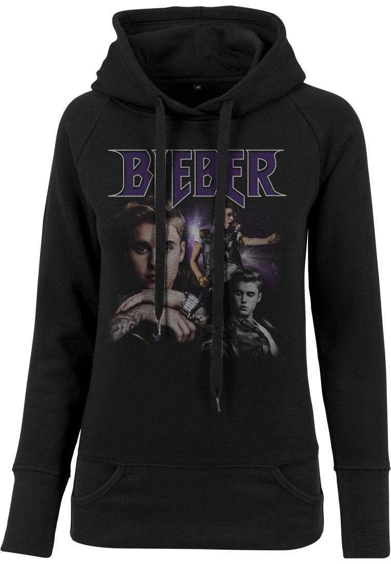 Ladies Justin Bieber 90s Hoody - HUPPARIT - TTUMC112 - 1