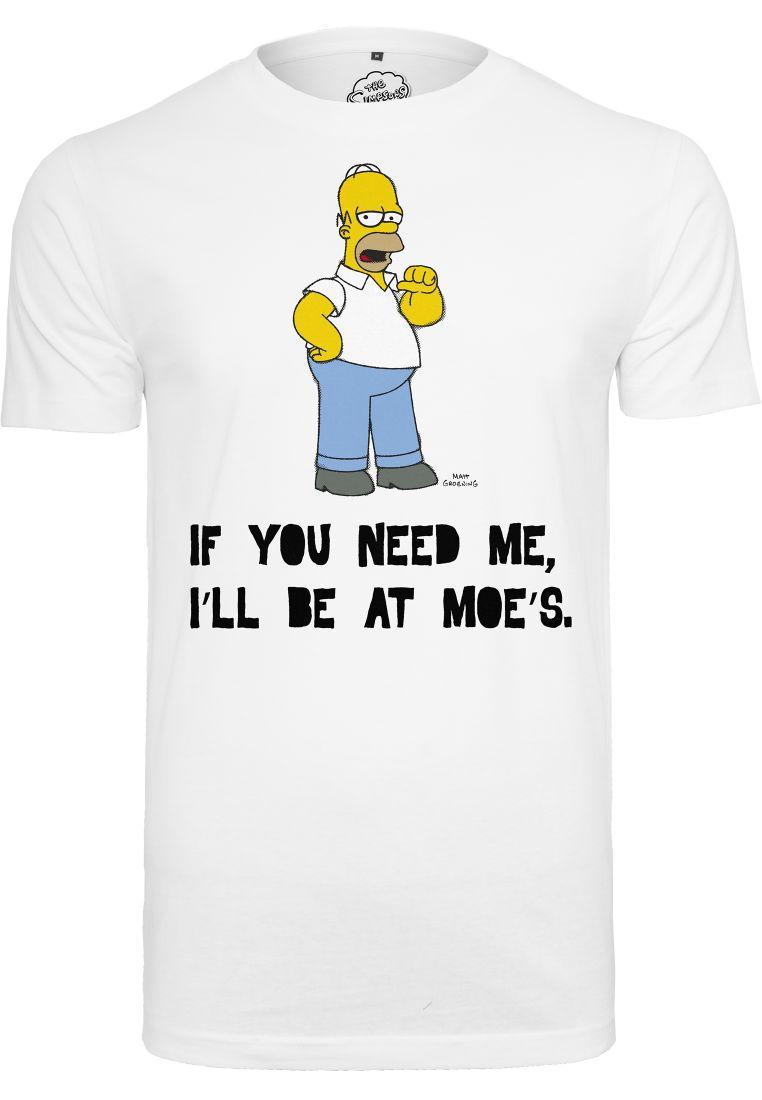 Simpsons Moes Tee - T-PAIDAT - TTUMC115 - 1