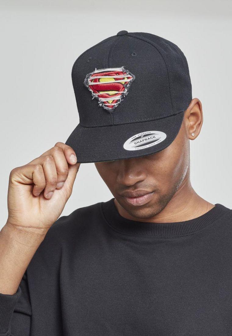 Destroyed Superman Snapback