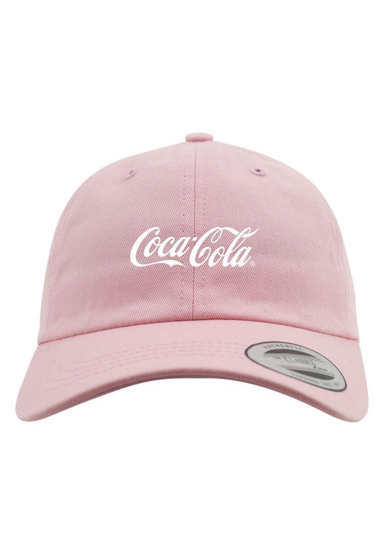 Coca Cola Logo Dad Cap