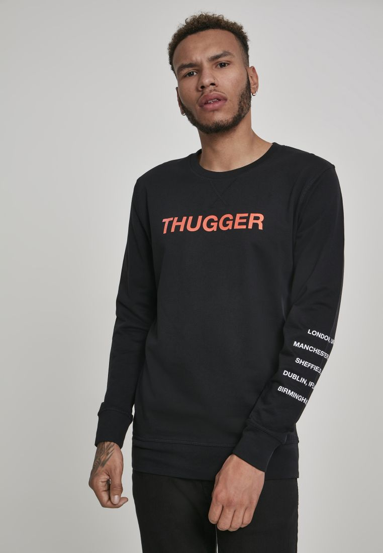 Thugger Childrose Crewneck MC309