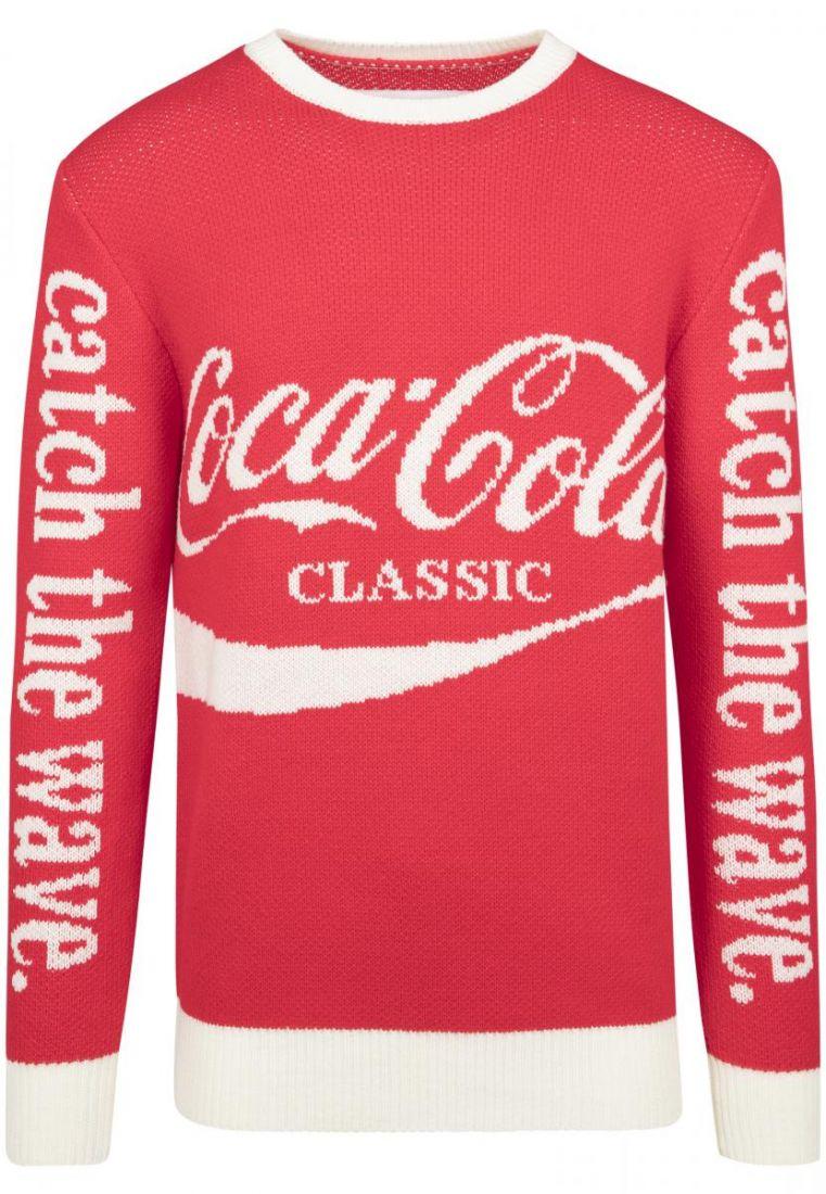 Coca Cola Xmas Sweater - COLLEGE PAIDAT - TTUMC320 - 1