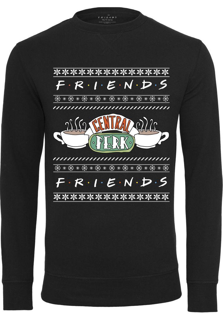 Friends Central Perk Christmas Crewneck - COLLEGE PAIDAT - TTUMC400 - 1