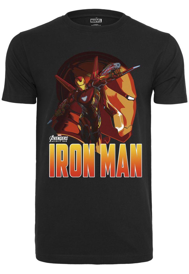 Iron Man Comic Tee
