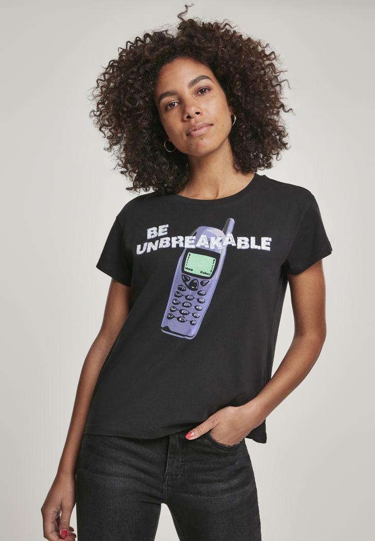 Ladies Unbreakable Tee black L