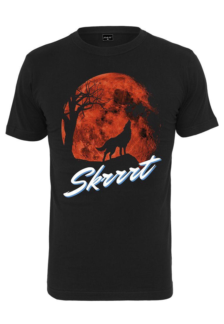 Skrrt Howling Tee - T-PAIDAT - TTUMT1098 - 1