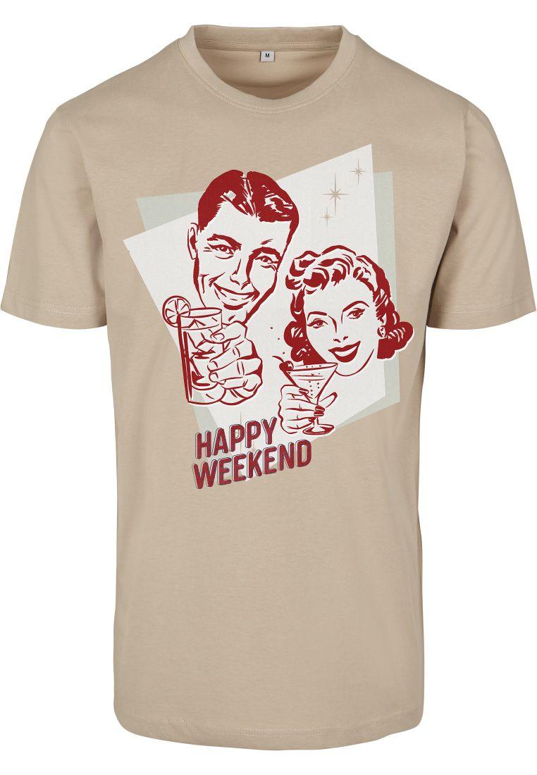 Ladies Happy Weekend Tee