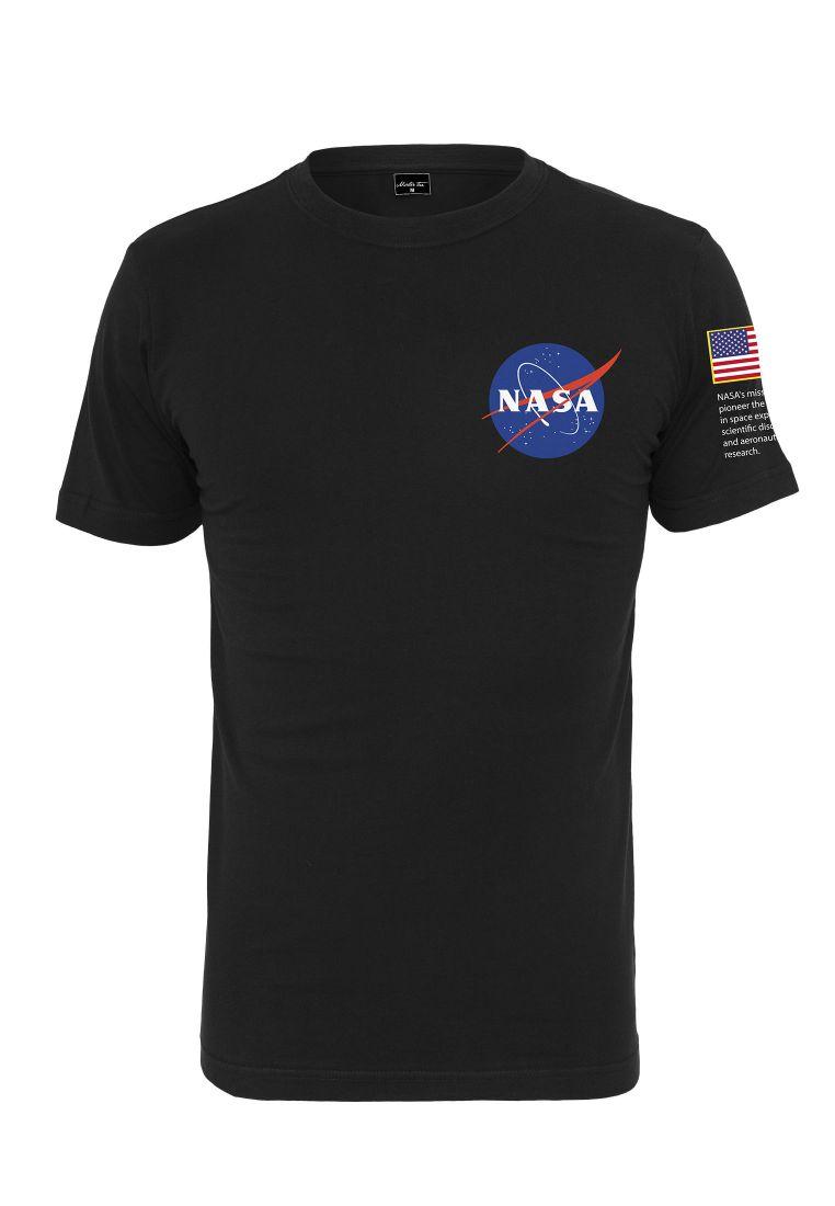 NASA Insignia Logo Flag Tee