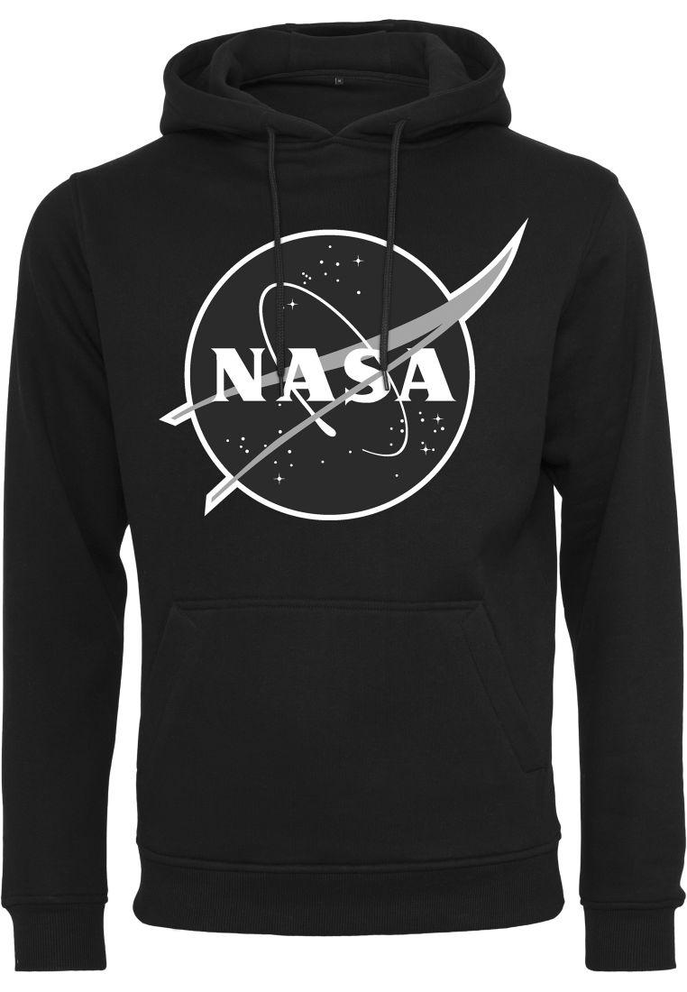 NASA Black-and-White Insignia Hoody
