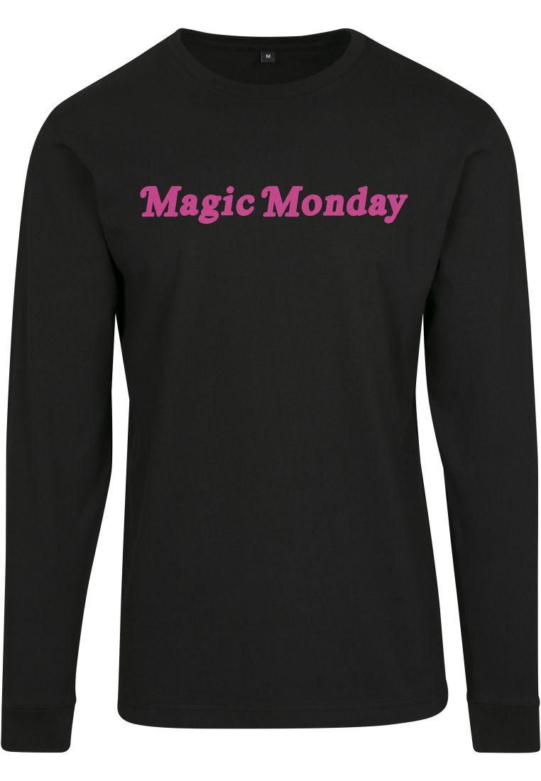 Ladies Magic Monday Slogan Longsleeve
