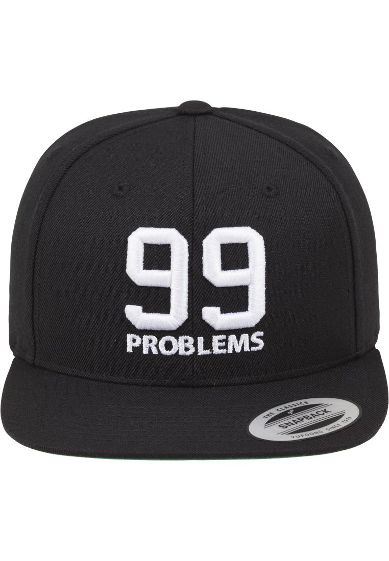 99 Problems Cap - LIPPIKSET, HATUT JA PIPOT - TTUMT205 - 1