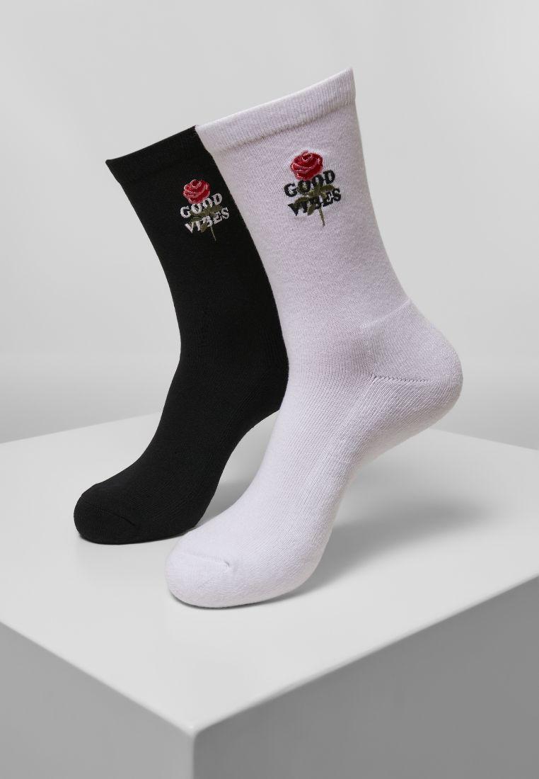 Good Vibes Socks 2-Pack