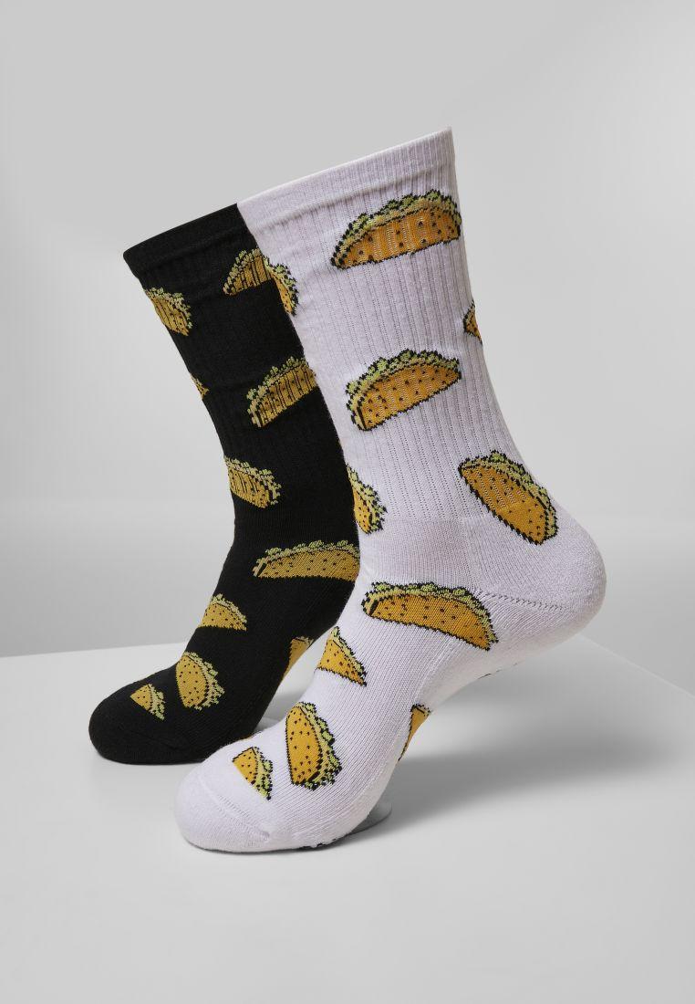 Taco Socks 2-Pack