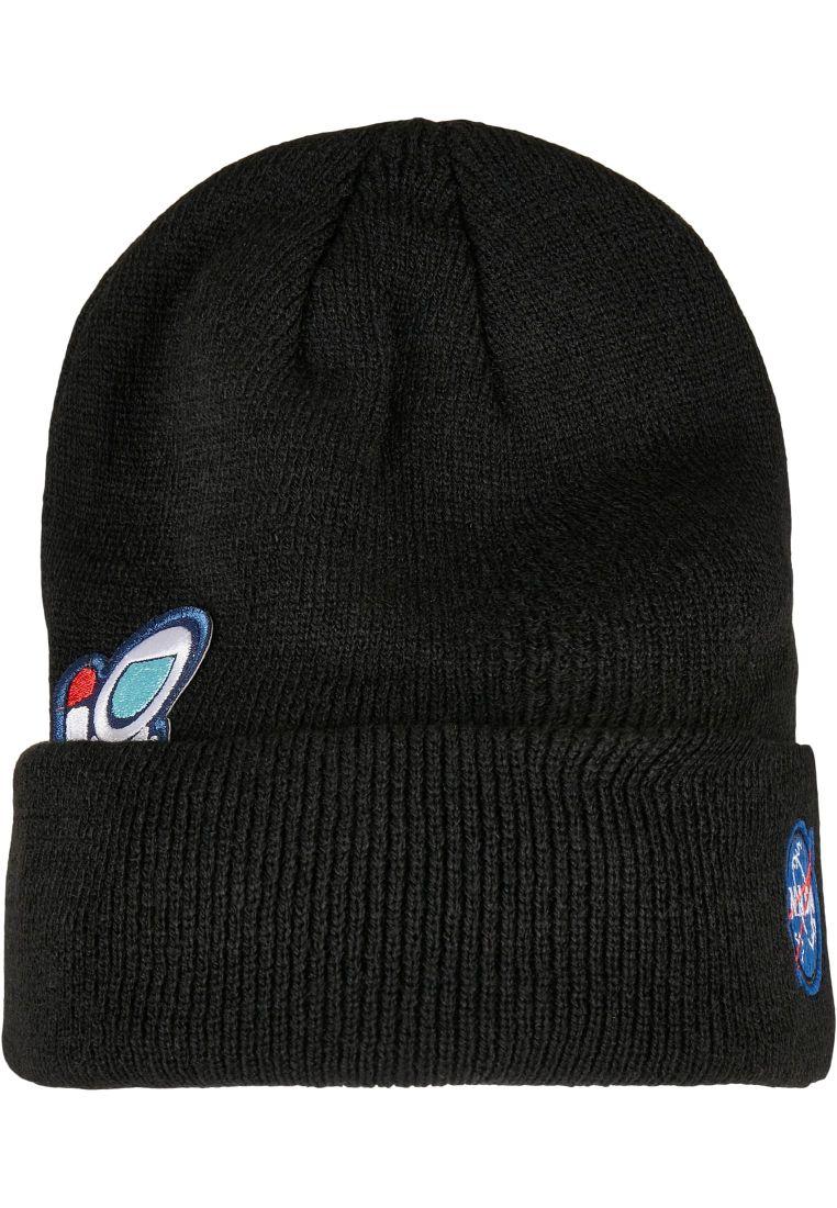 NASA Embroidery Beanie