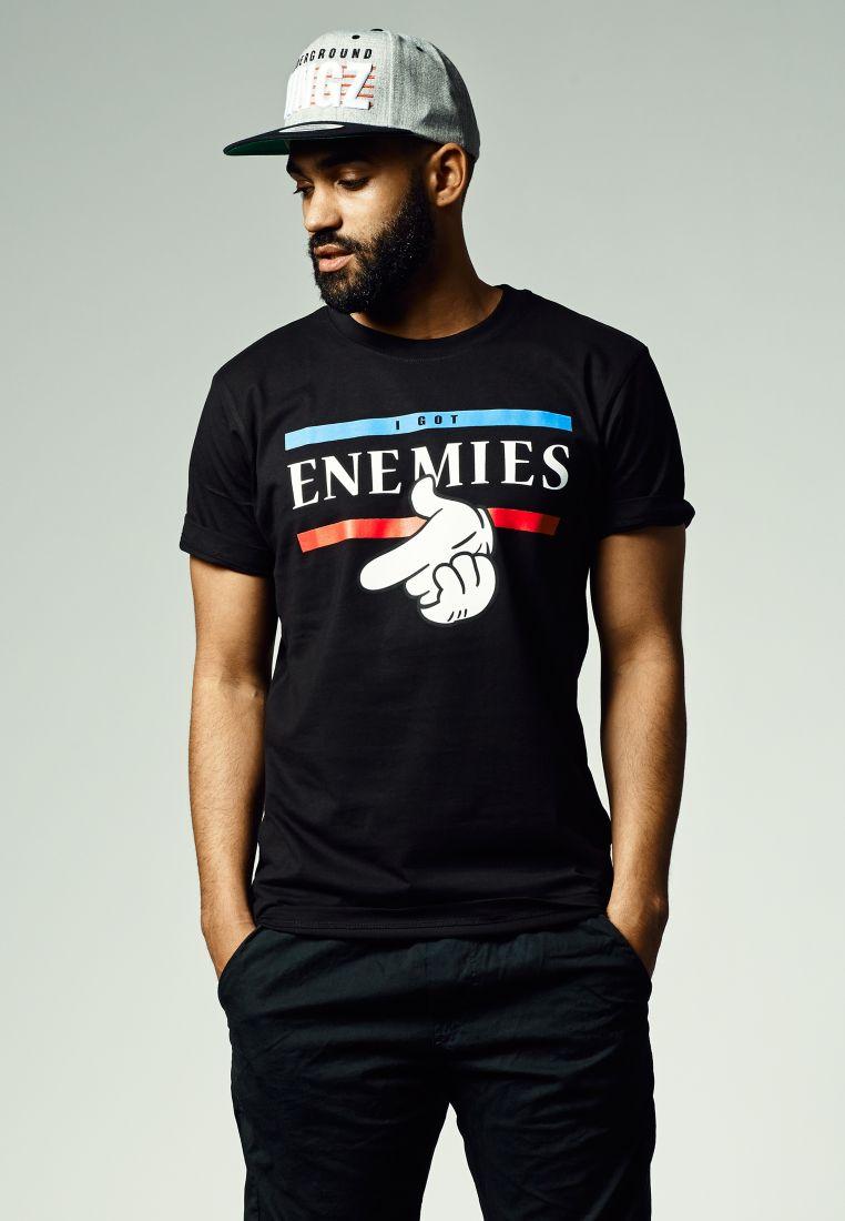 I Got Enemies Tee - T-PAIDAT - TTUMT251 - 1