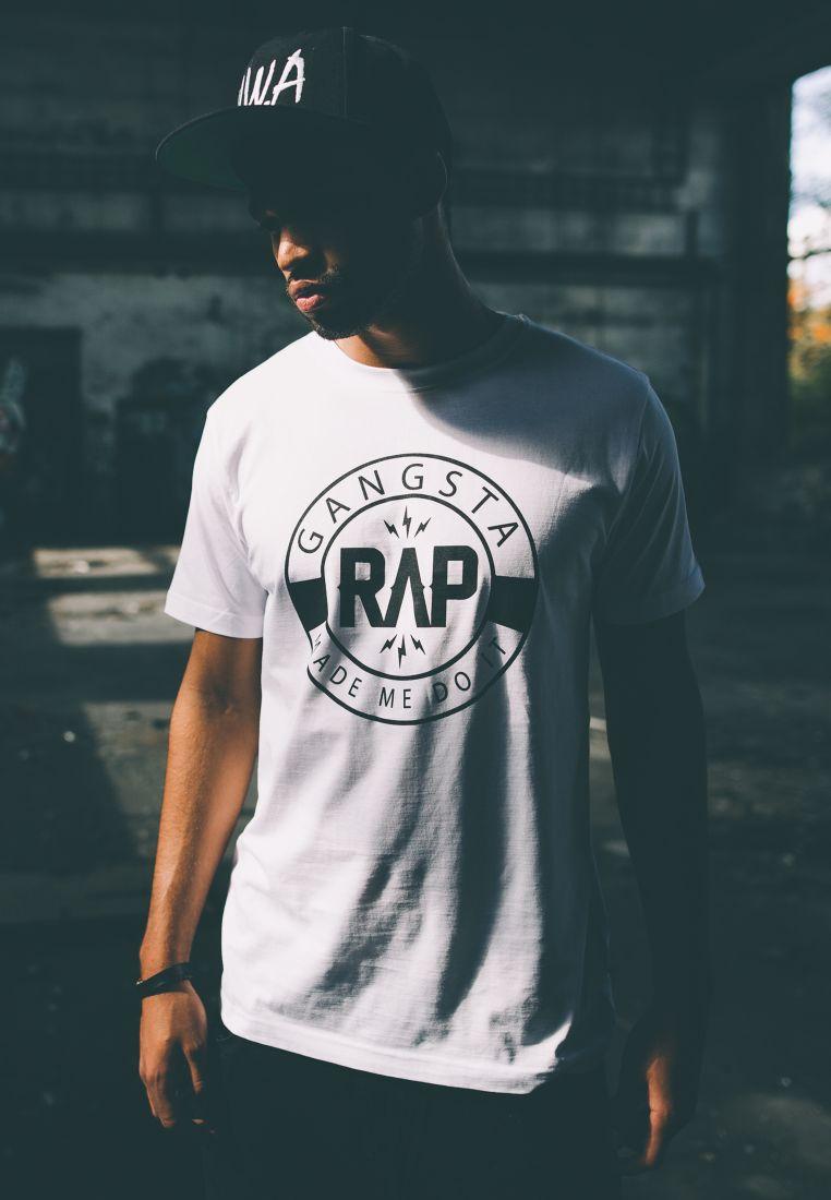 Gangsta Rap Tee - T-PAIDAT - TTUMT256 - 1