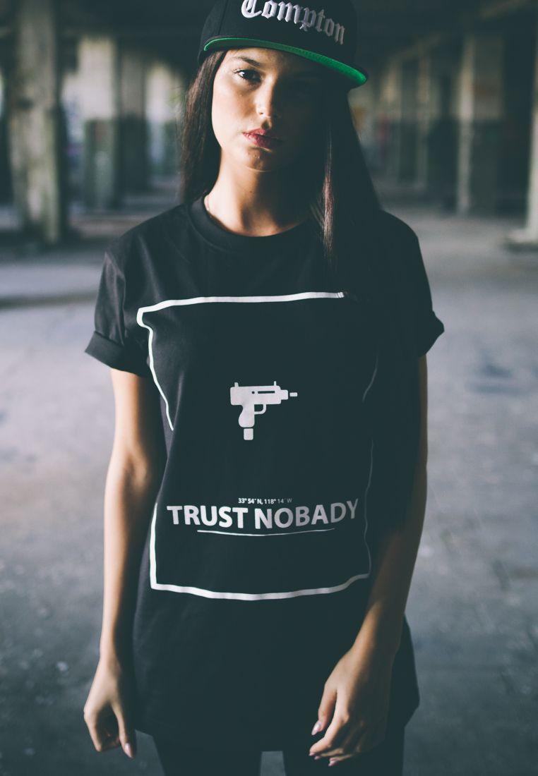 Trust Nobady Tee - T-PAIDAT - TTUMT258 - 1
