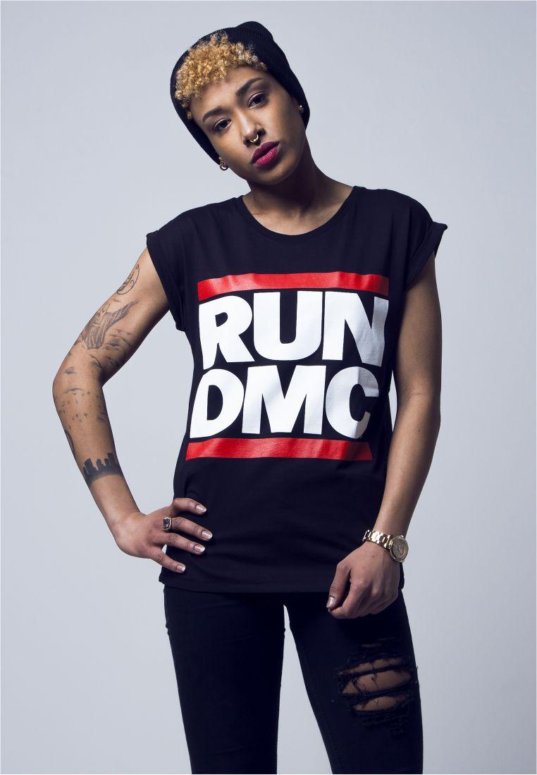 Ladies Run DMC Logo Tee - T-PAIDAT - TTUMT261 - 1