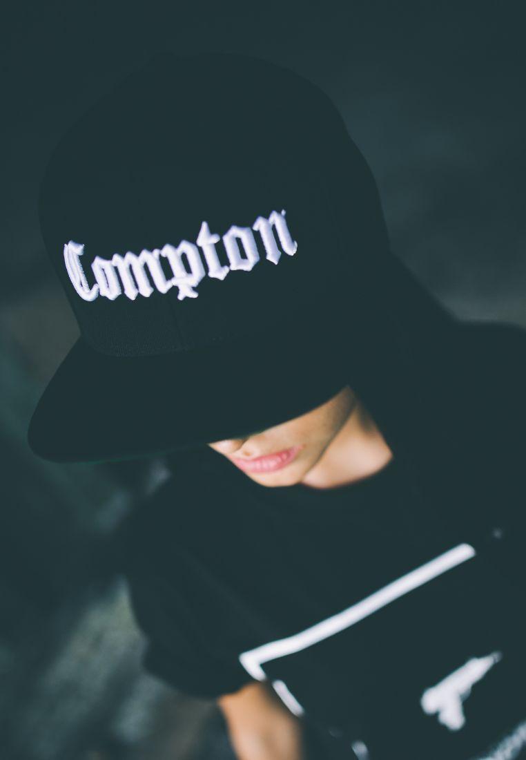 Compton Snapback - LIPPIKSET, HATUT JA PIPOT - TTUMT271 - 1