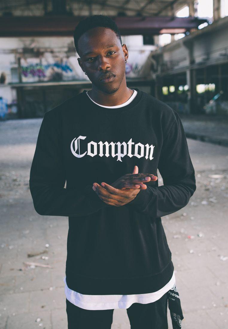 Compton Crewneck - COLLEGE PAIDAT - TTUMT292 - 1