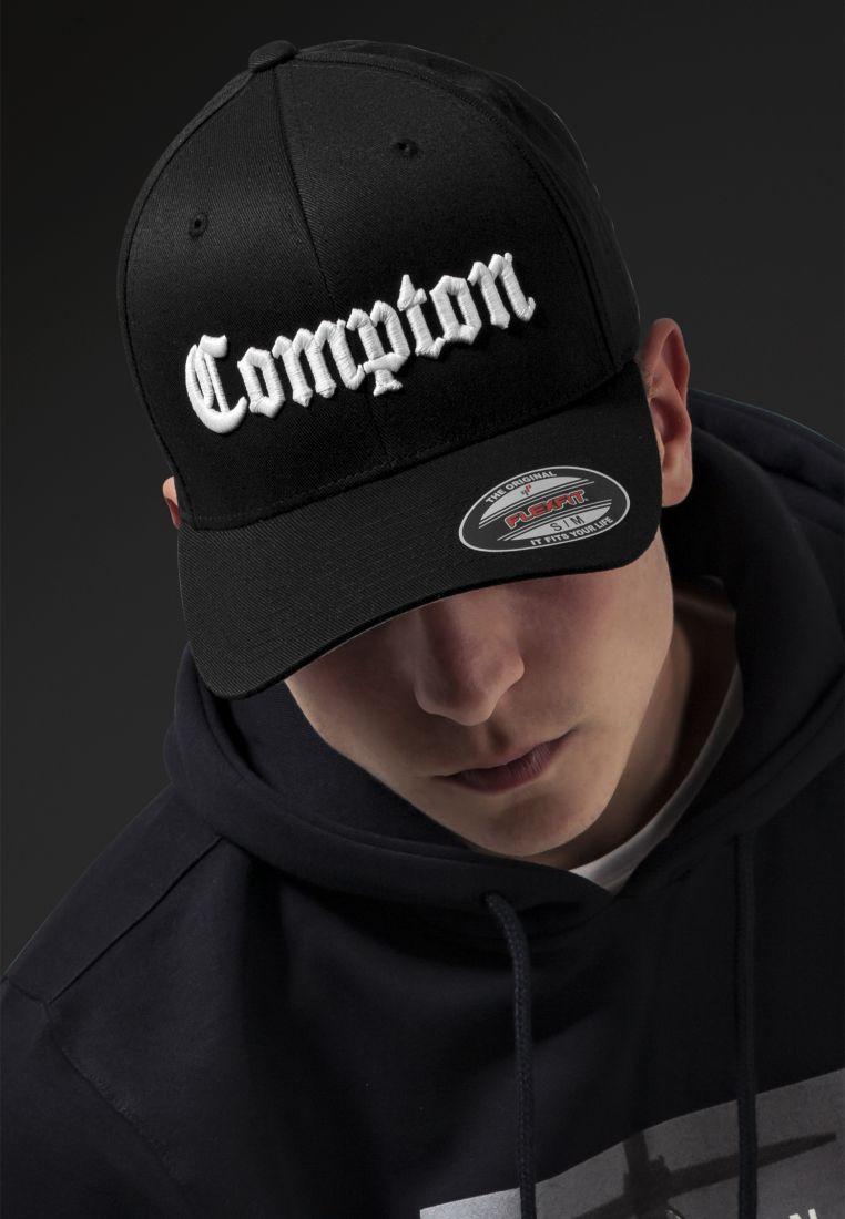 Compton Flexfit Cap - LIPPIKSET, HATUT JA PIPOT - TTUMT296 - 1