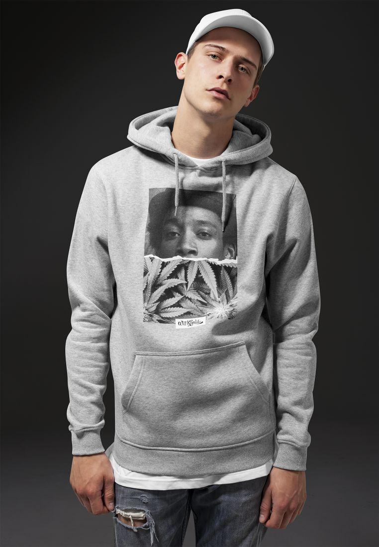 Wiz Khalifa Half Face Hoody - HUPPARIT - TTUMT316 - 1