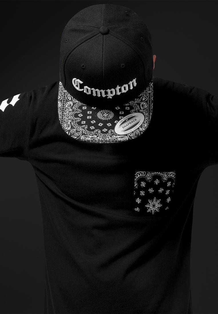 Compton Bandana Cap - LIPPIKSET, HATUT JA PIPOT - TTUMT324 - 1