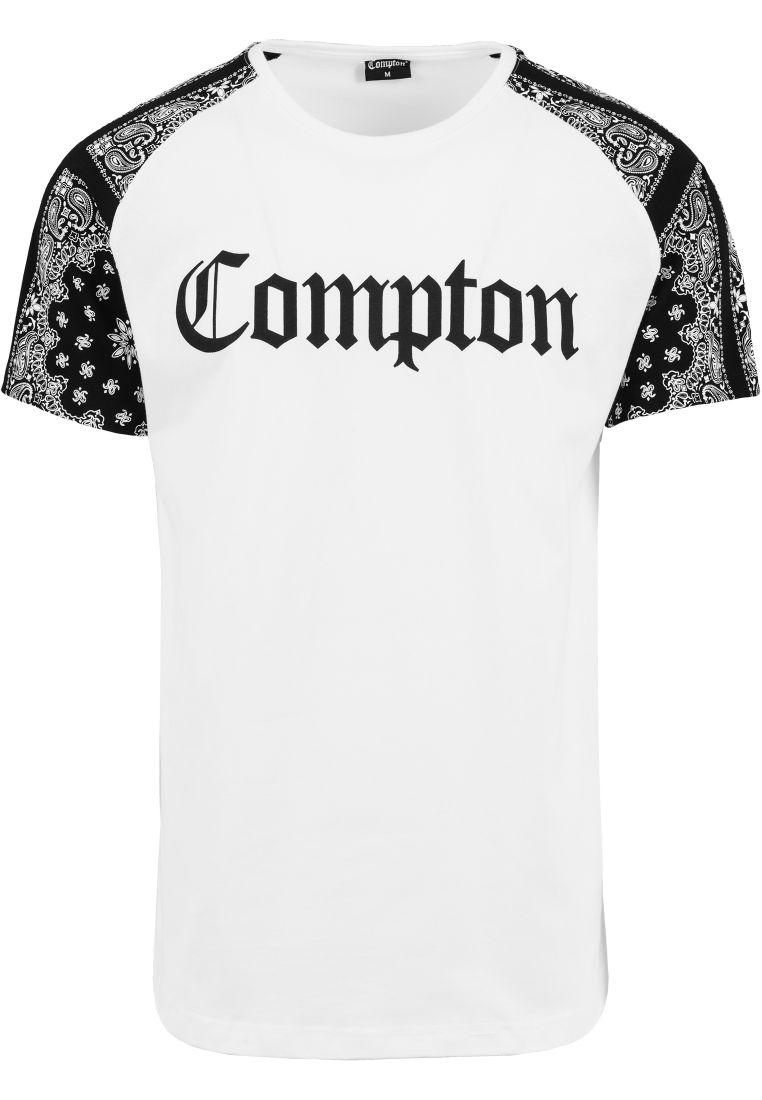 Compton Raglan Bandana Long Tee - T-PAIDAT - TTUMT325 - 1