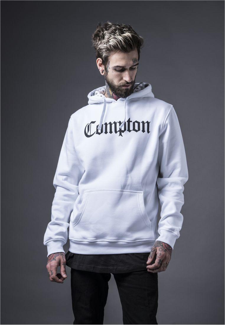 Compton Hooded Bandana Hoody - HUPPARIT - TTUMT327 - 1