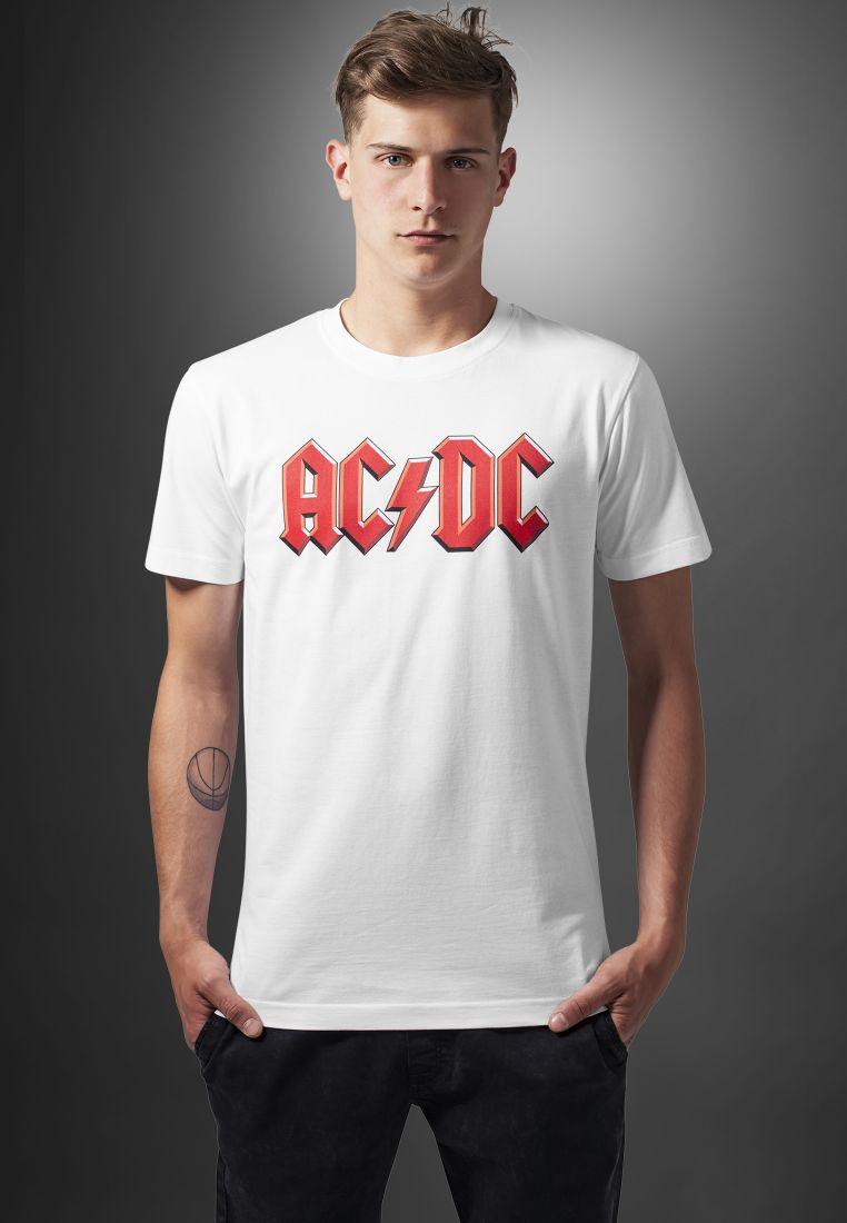 AC/DC Logo Tee - T-PAIDAT - TTUMT353 - 1