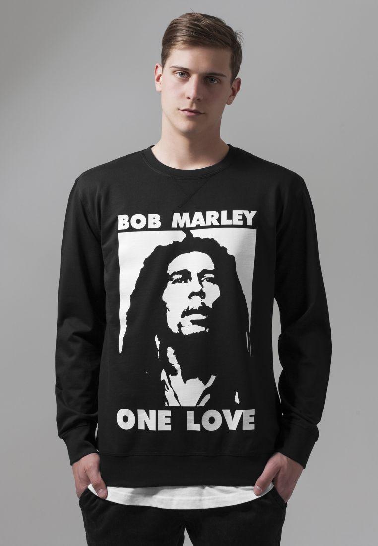 Bob Marley One Love Crewneck - COLLEGE PAIDAT - TTUMT357 - 1