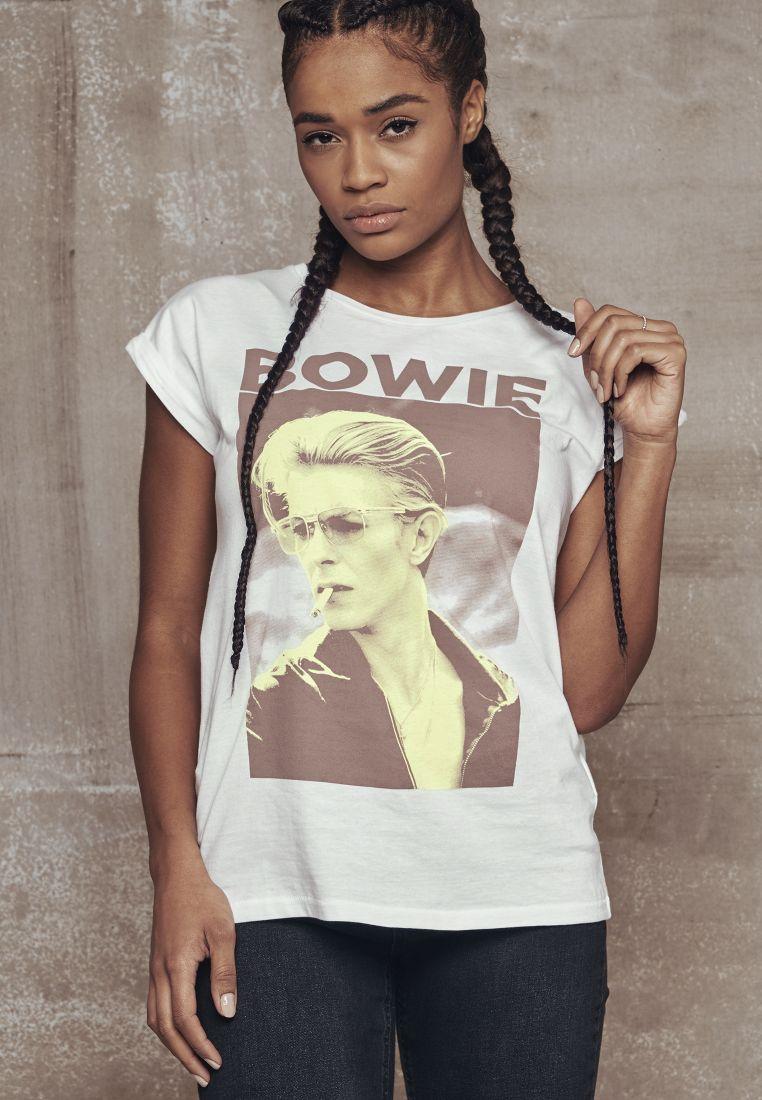Ladies David Bowie Tee - T-PAIDAT - TTUMT365 - 1