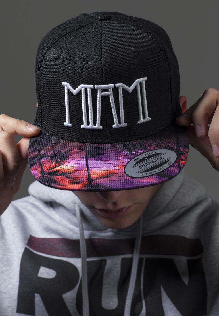 Miami Snapback - LIPPIKSET, HATUT JA PIPOT - TTUMT393 - 1