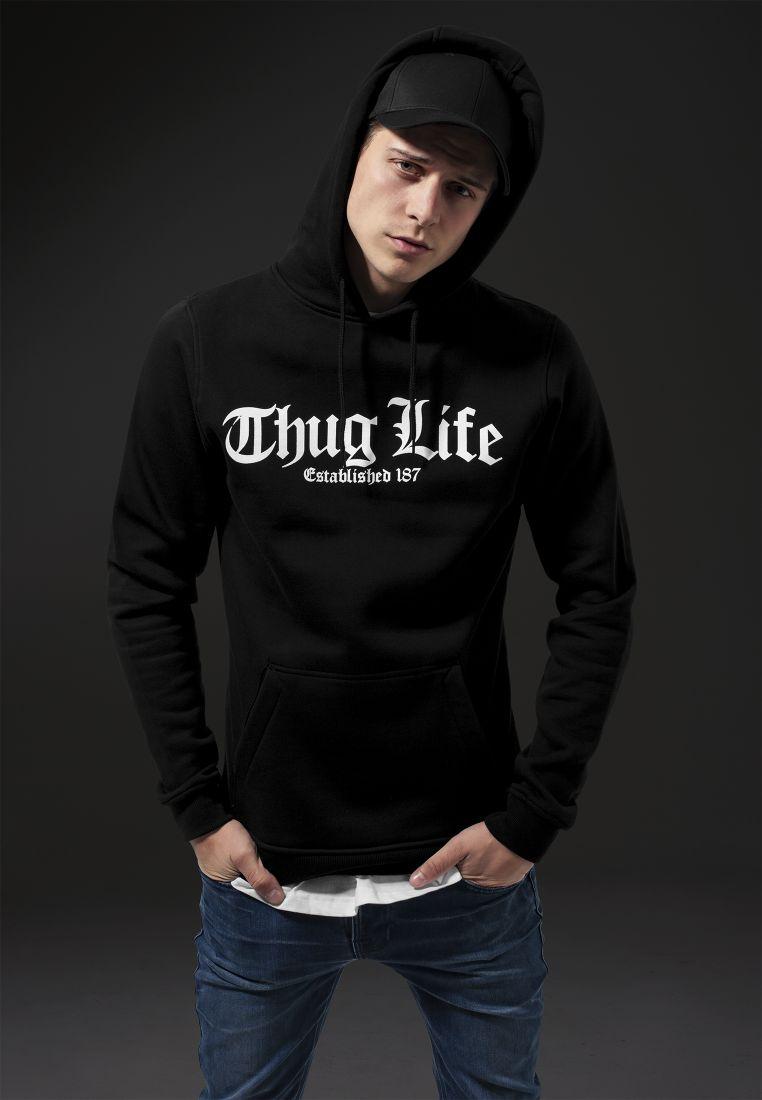Thug Life Old English Hoody - HUPPARIT - TTUMT448 - 1
