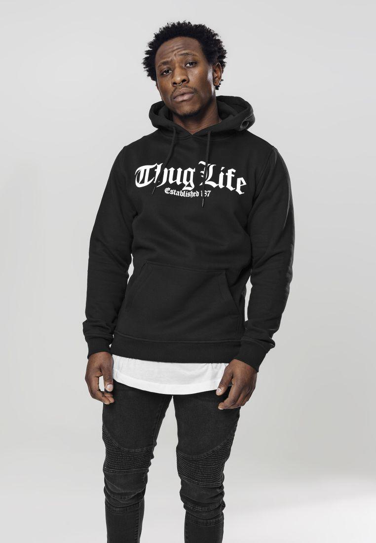 Thug Life Old English Hoody