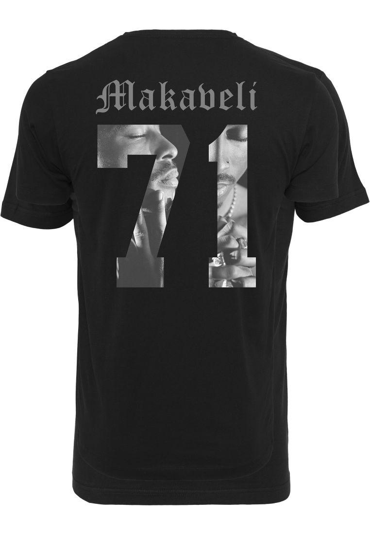 Tupac Makaveli Tee - T-PAIDAT - TTUMT512 - 1