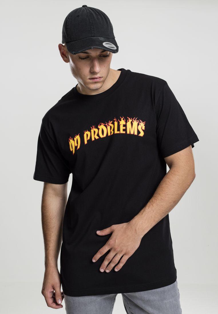 99 Problems Flames Tee - T-PAIDAT - TTUMT518 - 1