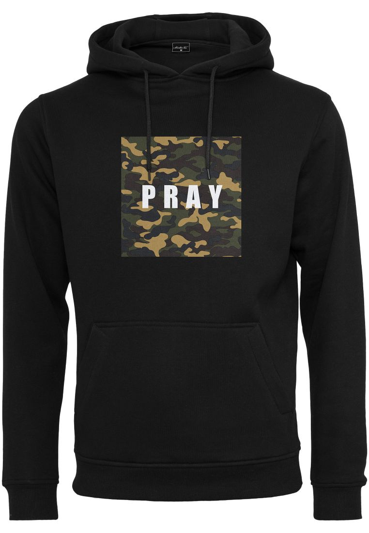 Pray Camo Hoody - HUPPARIT - TTUMT578 - 1