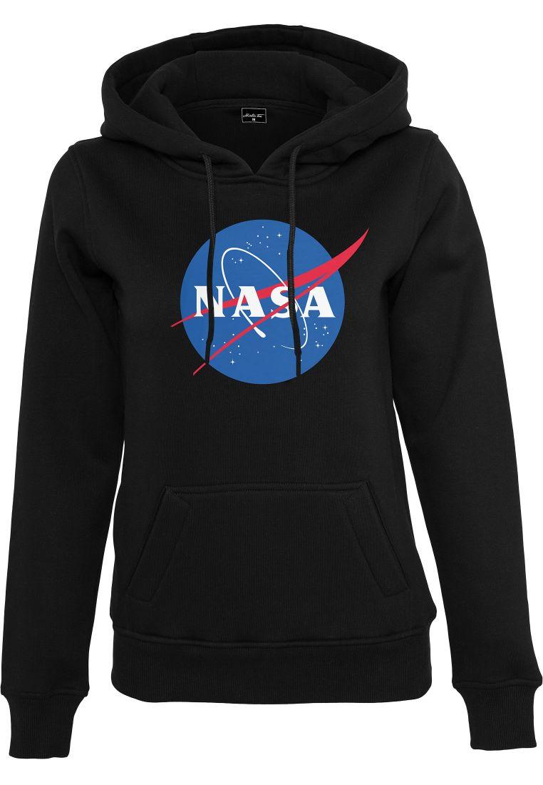Ladies NASA Insignia Hoody - HUPPARIT - TTUMT613 - 1