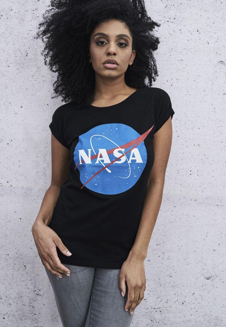 Ladies NASA Insignia Tee - T-PAIDAT - TTUMT614 - 1