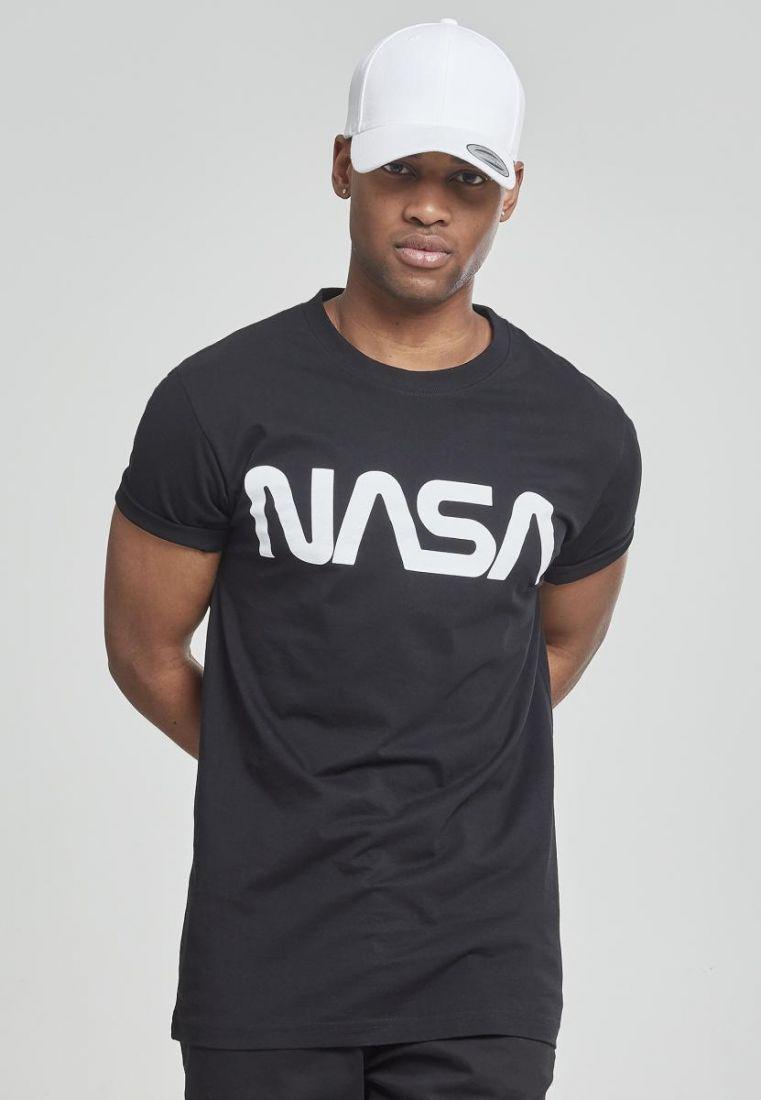 NASA Worm Tee black 3XL