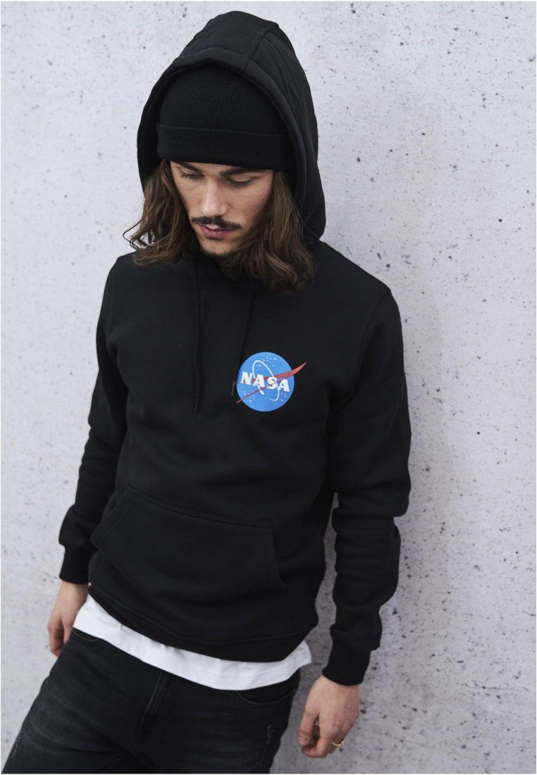 NASA Small Insignia Hoody - HUPPARIT - TTUMT627 - 1
