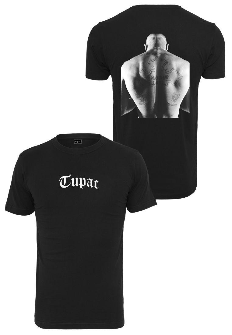 Tupac Back Tee - T-PAIDAT - TTUMT644 - 1