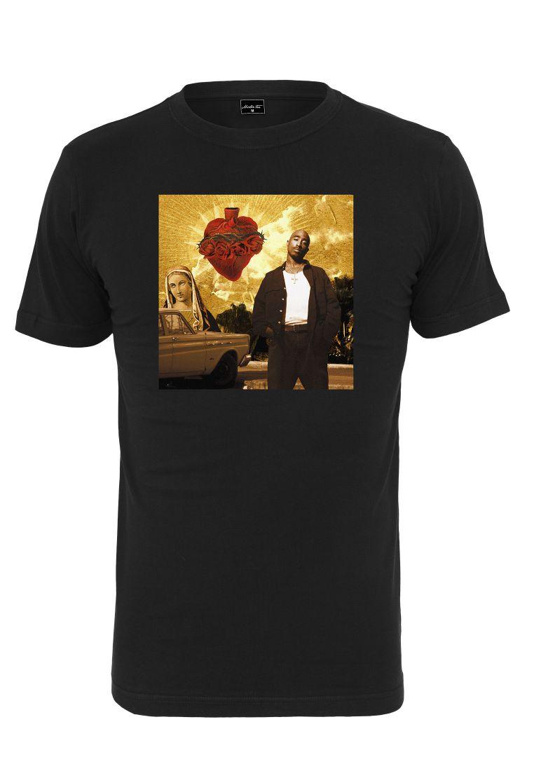 Tupac Sacred Heart Tee - T-PAIDAT - TTUMT647 - 1